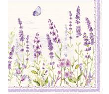 Serwetki deserowe Lavender Field Easy Life