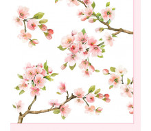 Serwetki deserowe Sakura Easy Life