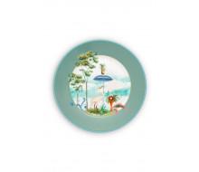 Talerz obiadowy Jolie Blue PiP Studio, 32 cm
