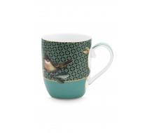 Kubek Winter Wonderland Bird Green PiP Studio, 145 ml