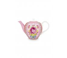 Dzbanek do herbaty Early Bird Pink PiP Studio, 1600 ml