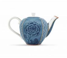 Dzbanek do herbaty Blue Spring To Life PiP Studio, 800 ml