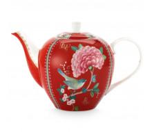 Dzbanek do herbaty Blushing Birds Red PiP Studio, 1600 ml