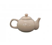Dzbanek do herbaty brązowy Krasilnikoff, 1000 ml