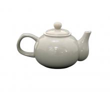 Dzbanek do herbaty jasnoszary Krasilnikoff, 1000 ml
