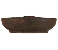 Świecznik metalowy brown Ib Laursen