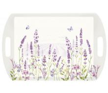 Taca do serwowania Lavender Field Easy Life, 52x35 cm