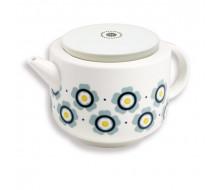 Dzbanek do herbaty Blue Flowers Mr & Mrs Clynk, 1100 ml
