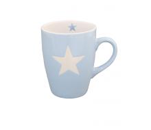 Kubek Star Blue Krasilnikoff, 250 ml