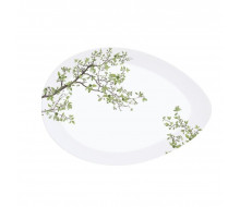 Półmisek porcelanowy Natura Easy Life, 36x25 cm