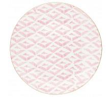 Talerz deserowy Kassandra pale pink Green Gate, 21 cm