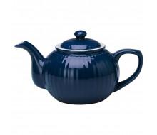 Dzbanek do herbaty Alice Dark Blue