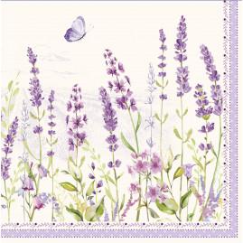 Serwetki papierowe Lavender Field