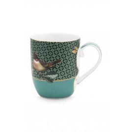 Kubek Winter Wonderland Bird Green 145 ml
