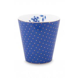 Kubek porcelanowy Royal Dots Blue