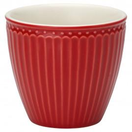 Kubek latte Alice Red Green Gate, 250 ml