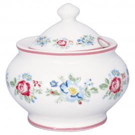 Cukiernica porcelanowa Henrietta White