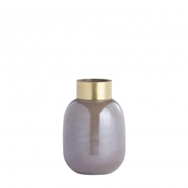 Wazon Alma Major Bark/Gold Lene Bjerre