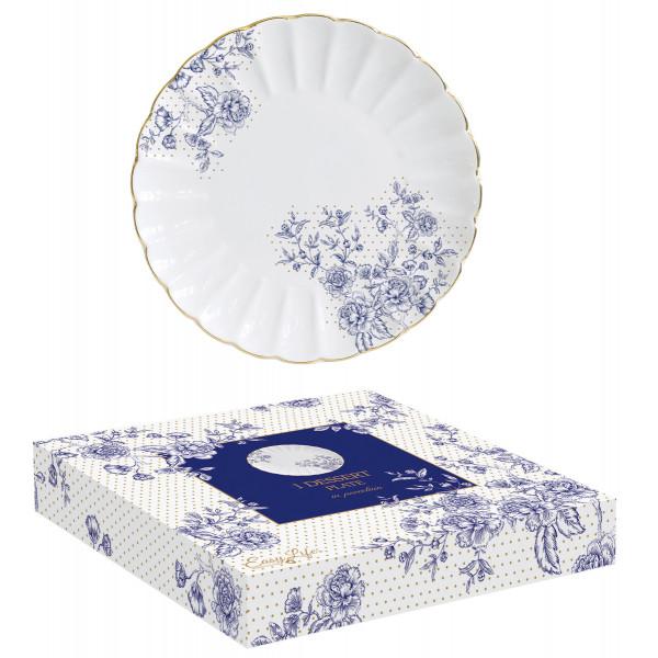 talerz porcelanowy Easy Life