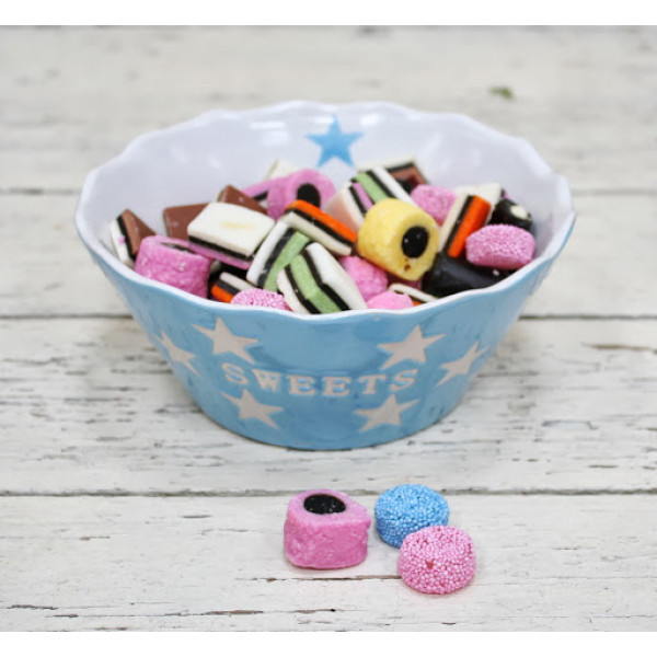 miseczka sweets błękitna