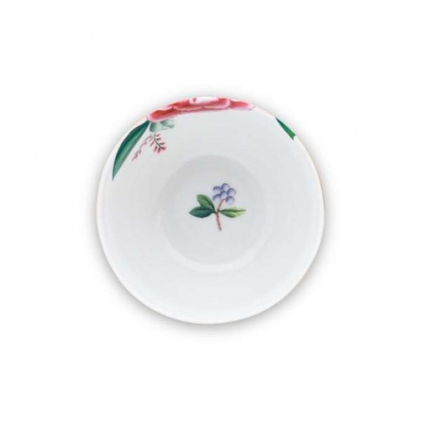 miseczka porcelanowa w kwiaty