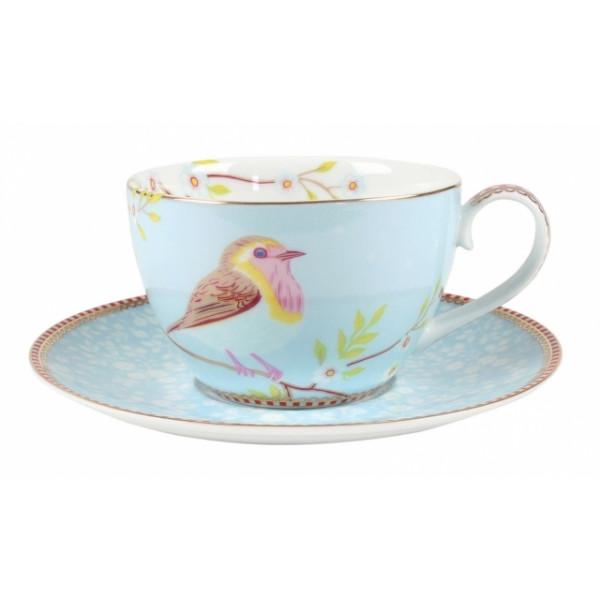 Filiżanka porcelanowa Early Bird PiP Studio