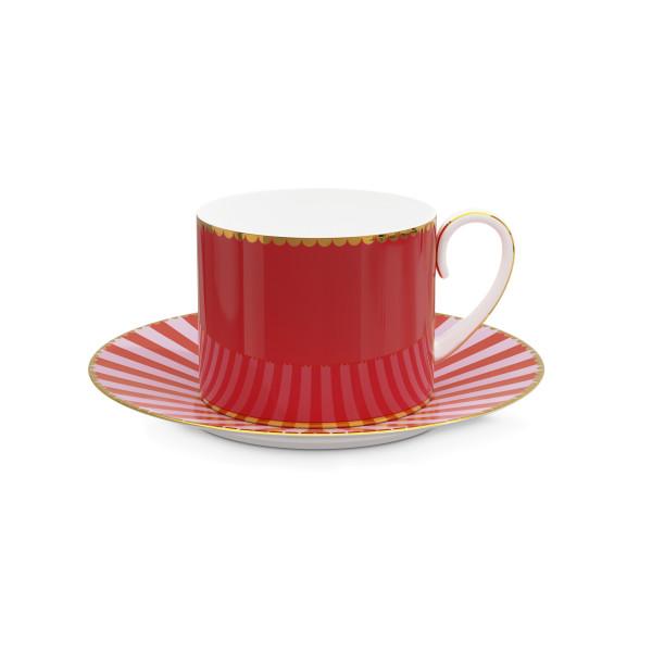 Filiżanka do espresso Love Birds Red