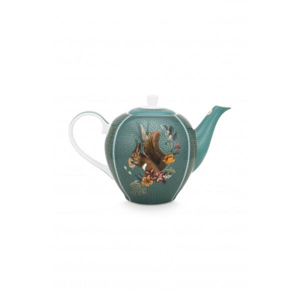 Dzbanek do herbaty Winter Wonderland Squirrel Green 1600 ml