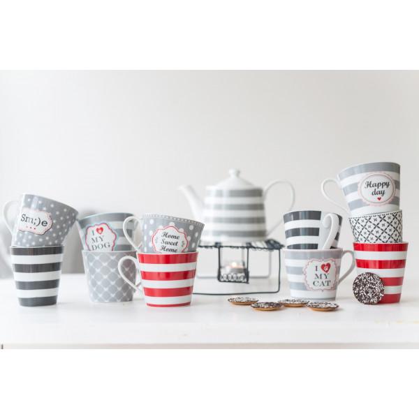 Kubki porcelanowe Krasilnikoff