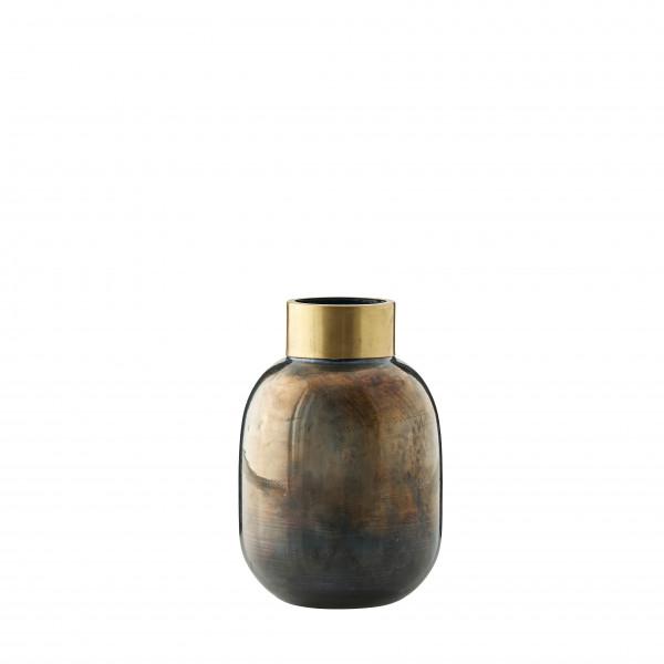Wazon Alma Major Brown/Gold Lene Bjerre