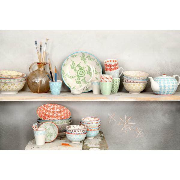porcelana w stylu orientalnym