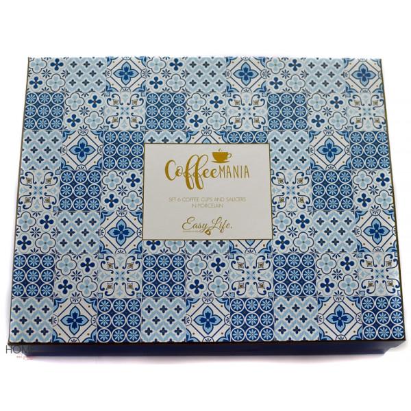 Kubki porcelanowe gift box
