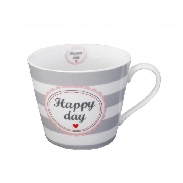 Kubek porcelanowy Happy Day
