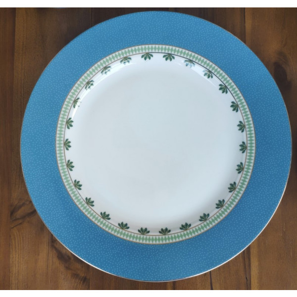 talerz obiadowy La Majorelle Blue PiP Studio, 26,5 cm