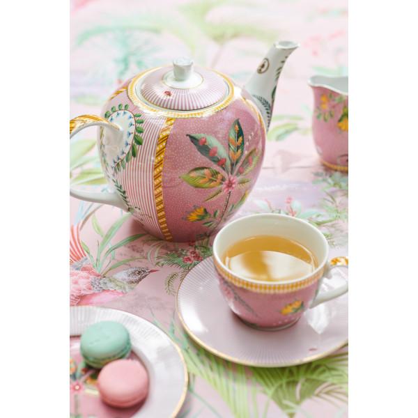 Dzbanek do herbaty La Majorelle Pink PiP Studio