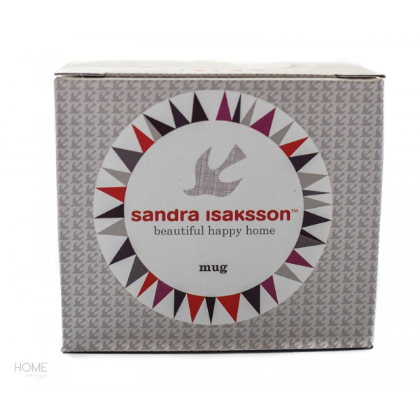 pudełko prezentowe MUG Familjen Sandra Isaksson