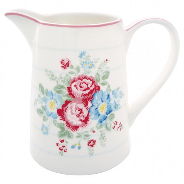 Dzbanek porcelanowy Henrietta White