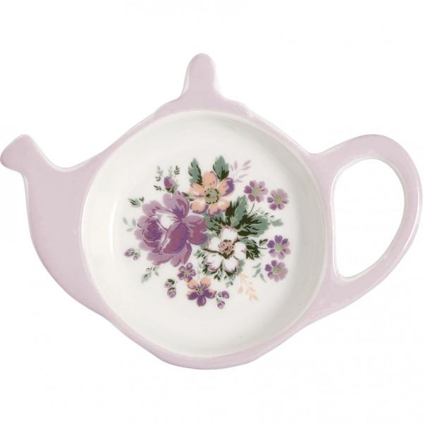 Talerzyk na herbatę Marie Dusty Rose Green Gate, 10 cm