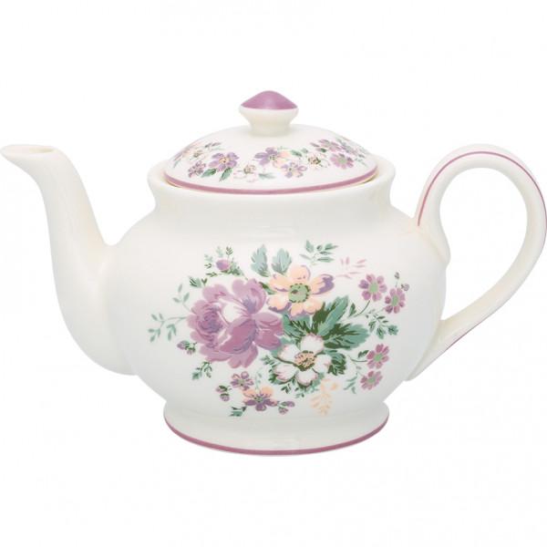 Dzbanek do herbaty Marie Dusty Rose Green Gate, 1000 ml