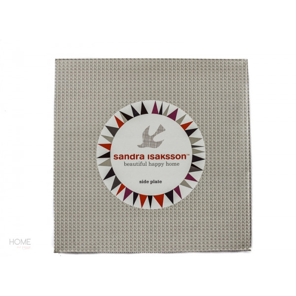 Talerz porcelanowy Sandra Isaksson gift box